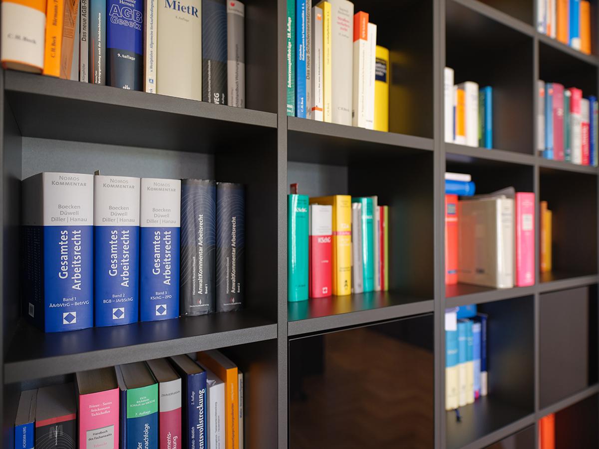 Fachbücher en Masse
